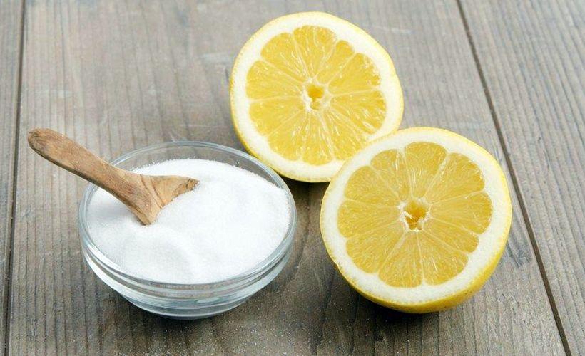 лимонная кислота против соевого соуса