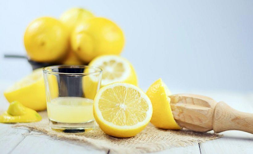 лимонный сок для чистки дубленки