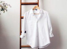 отбеливание белой рубашки