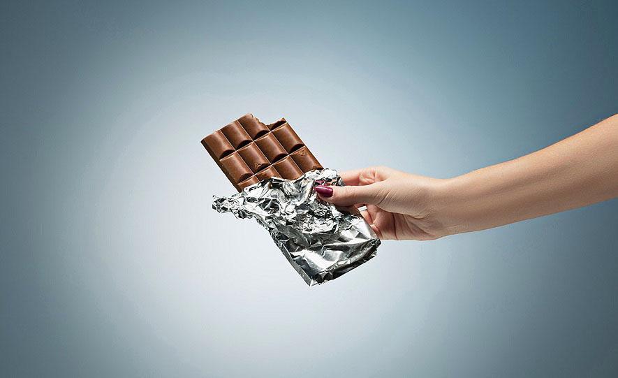 пятна от шоколада на одежде