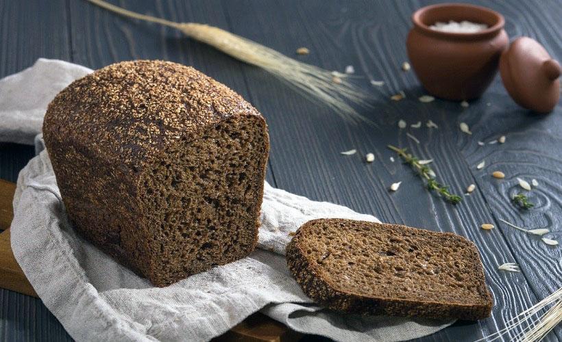 ржаной хлеб для чистки пальто