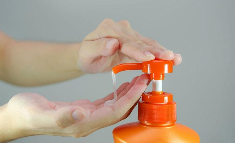 шампунь для чистки пуховика