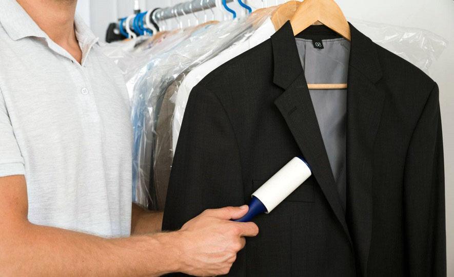 стирка и чистка пиджака