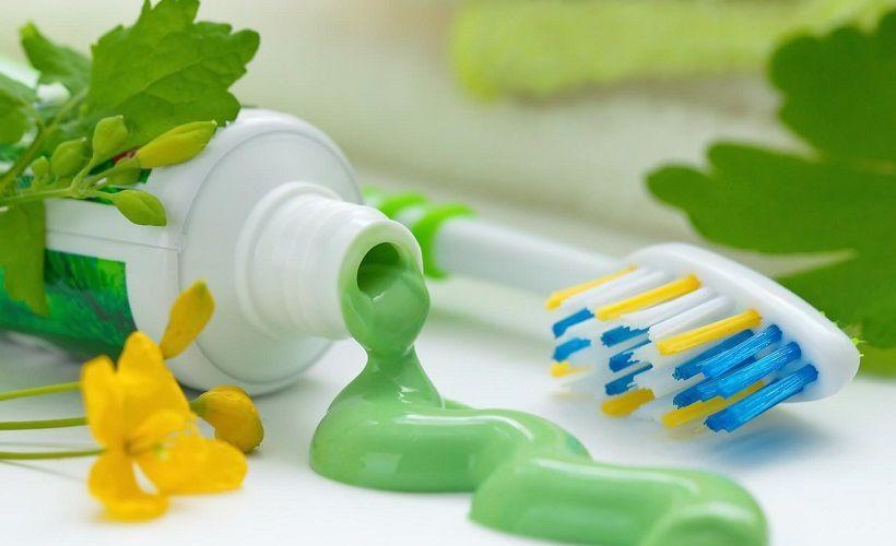 зубная паста против ржавчины