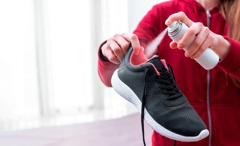 дезодорант для обуви от запаха