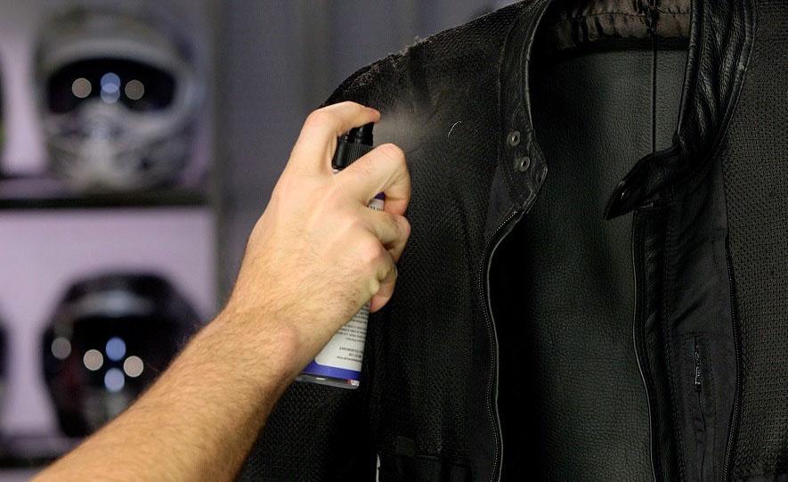 как покрасить куртку