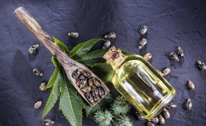 касторовое масло для растягивания кожи