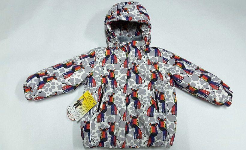 куртка утеплитель шелтер