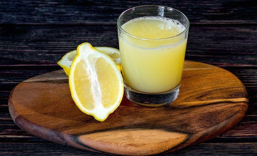 лимонная кислота для удаления запаха пота