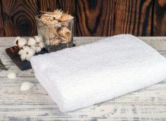 отбеливание полотенец