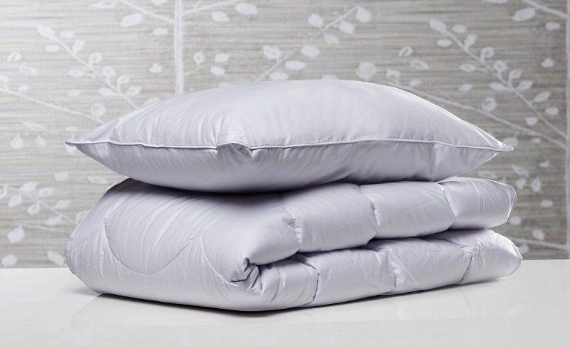 подушка и одеяло комфорель