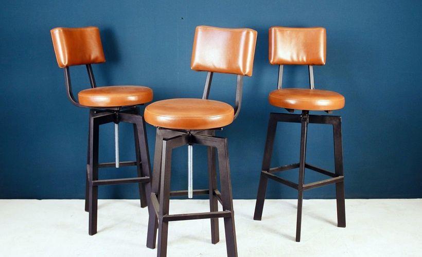 кожаная обивка стульев