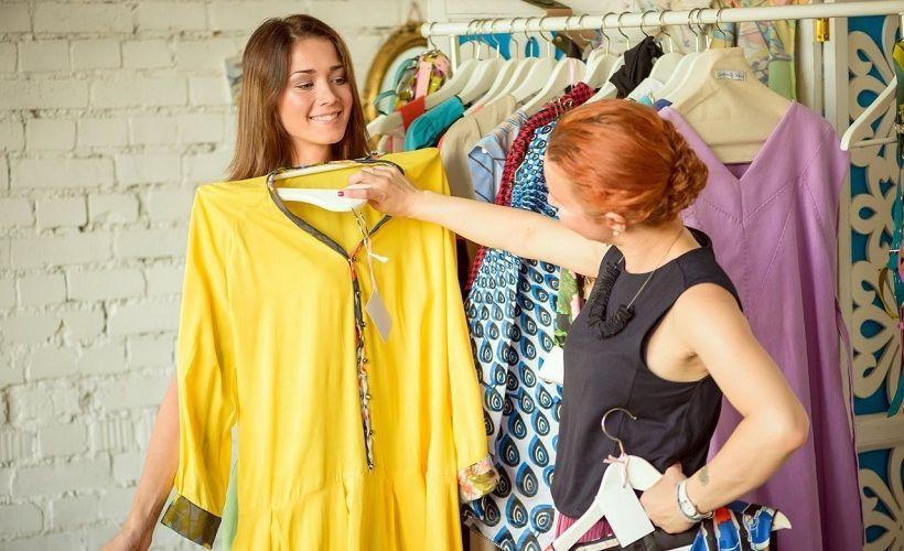 определение размера одежды