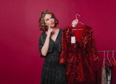 выбор платья по размеру