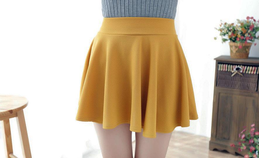 выбор размера юбок