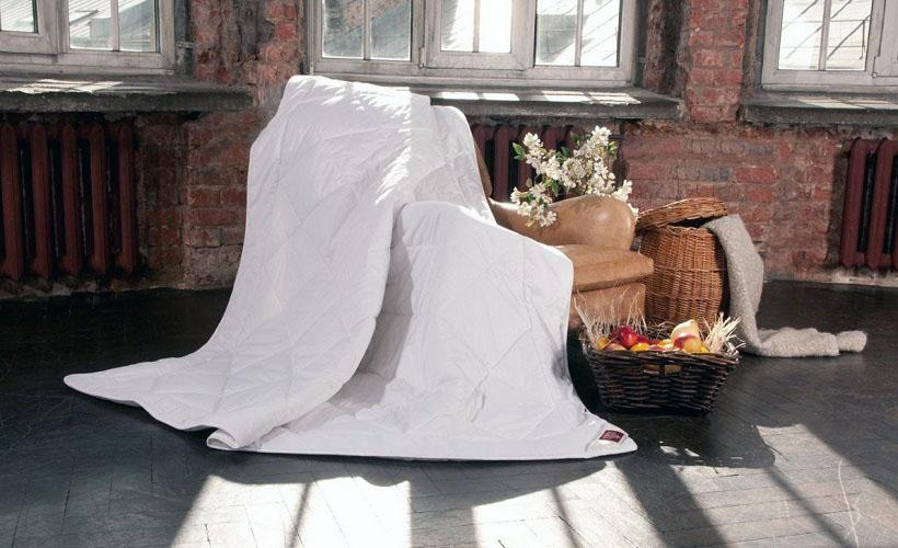 летнее одеяло