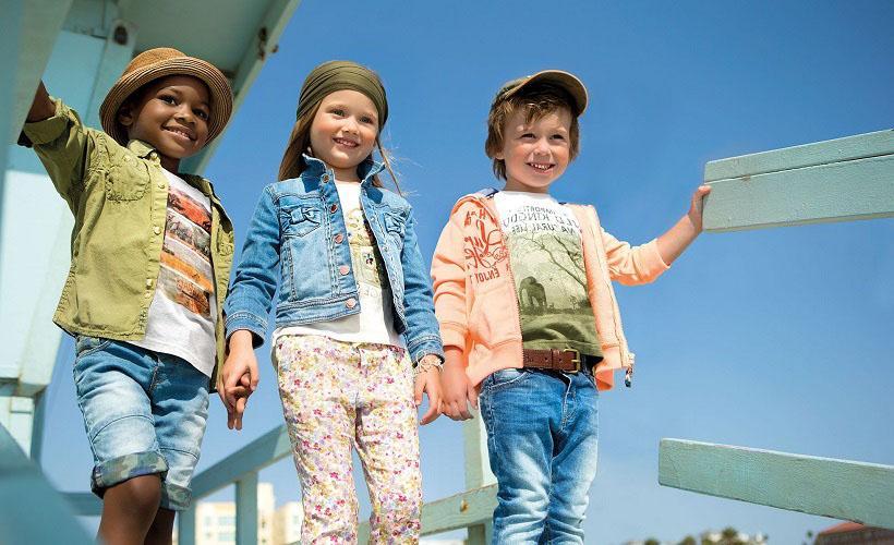 одежда для детей из США