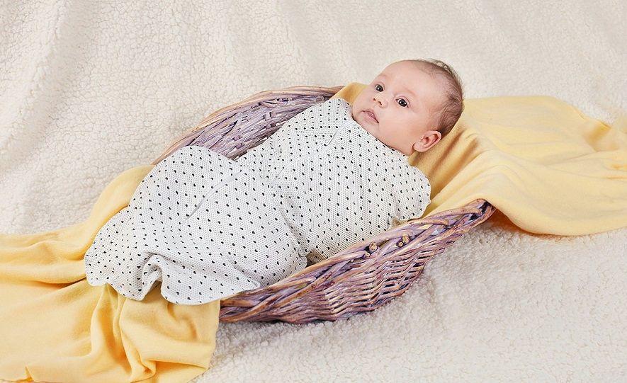 пеленки для малышей