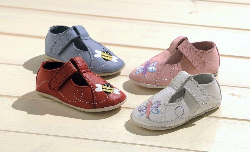 сандали для малышей