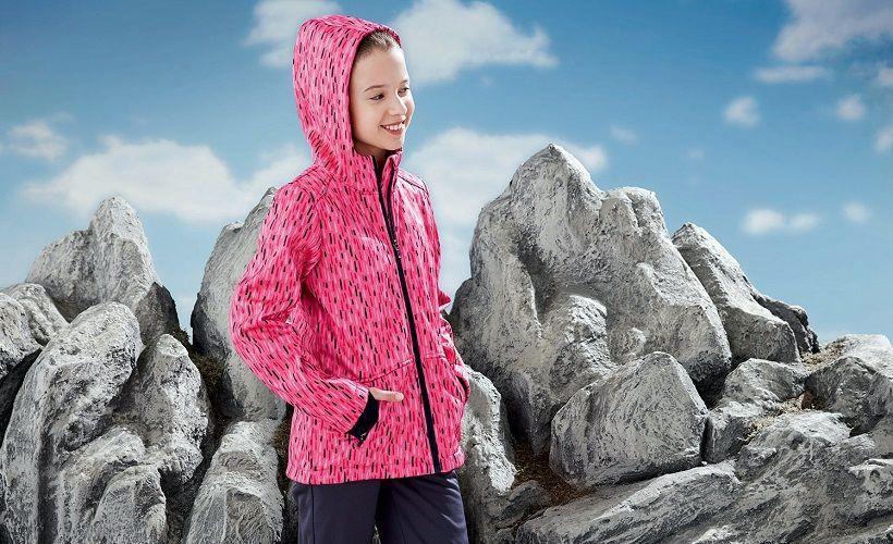 выбор детской куртки