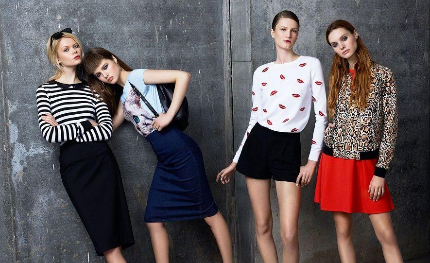 женская одежда разных стран